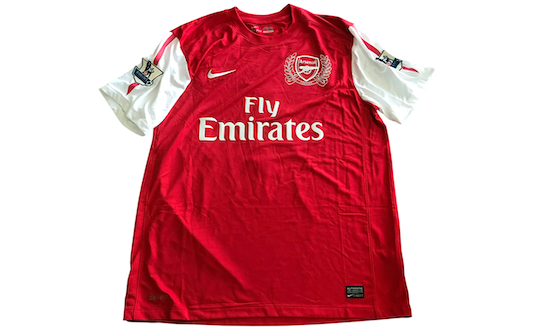 Arsenal London jersey Per Mertesacker