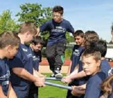 Laureus Sport for Good - Charity Projekt