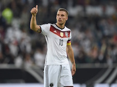 Lukas Podolski - Farewell match national team
