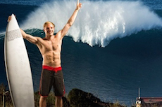 Sebastian Steudtner - Big Wave Surfer