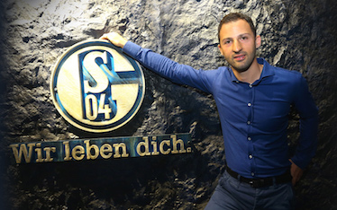 Domenico Tedesco - Trainer Schalke 04