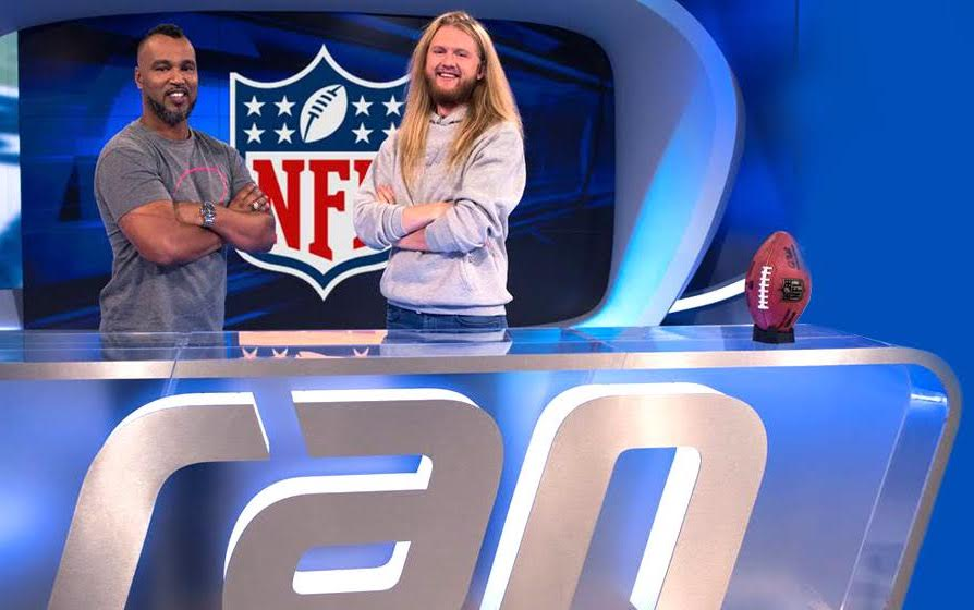 Viprize Win An Nfl Experience With Patrick Esume And Icke In The Ran Stu