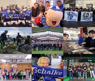 Schalke hilft! Charity Projects