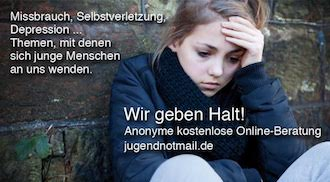 JugendNotmail - anonymous free online hotline