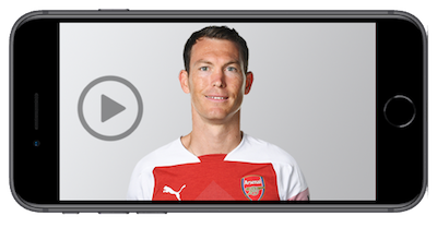Thank You Video Stephan Lichtsteiner